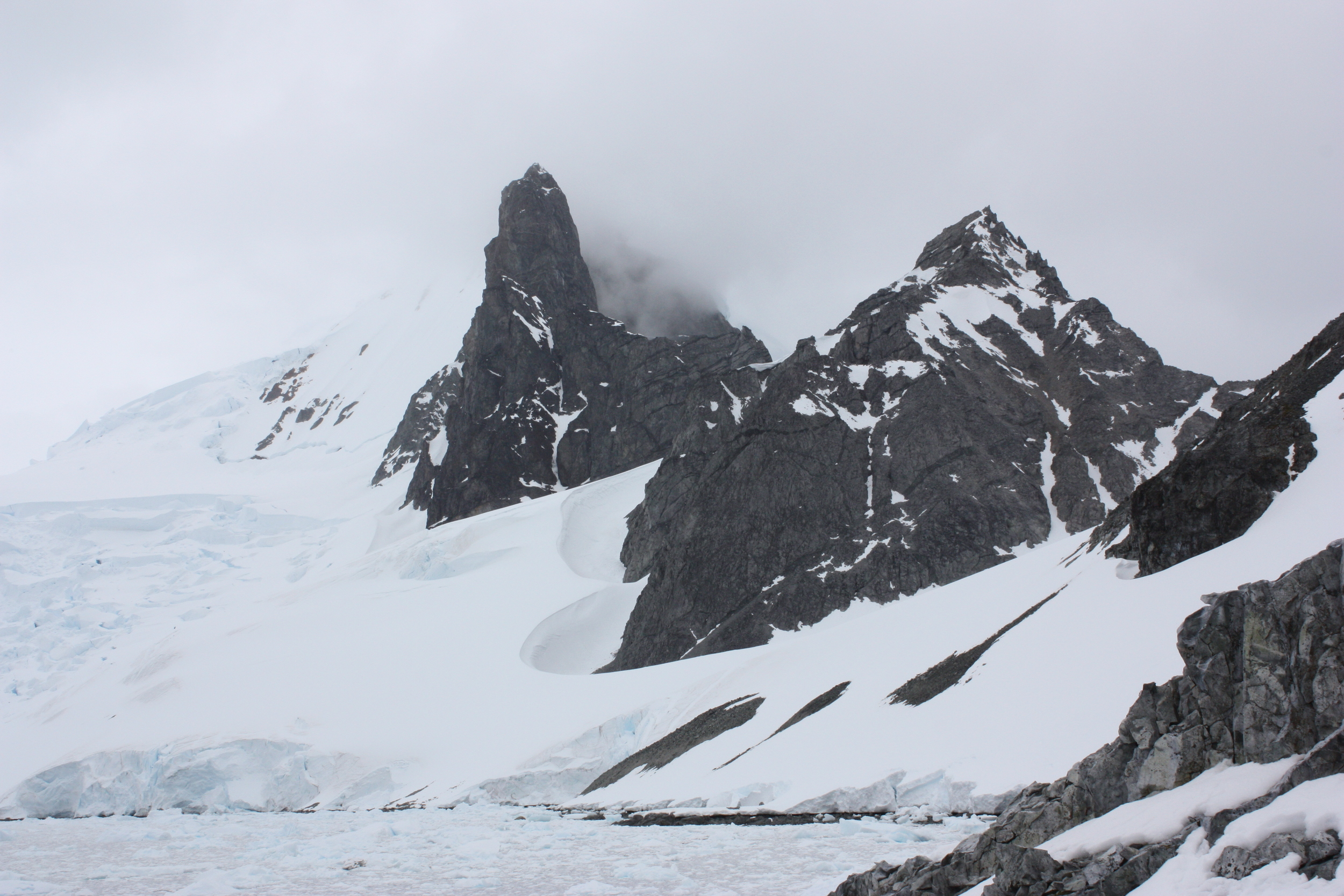 Spigot's Peak, Antarctica