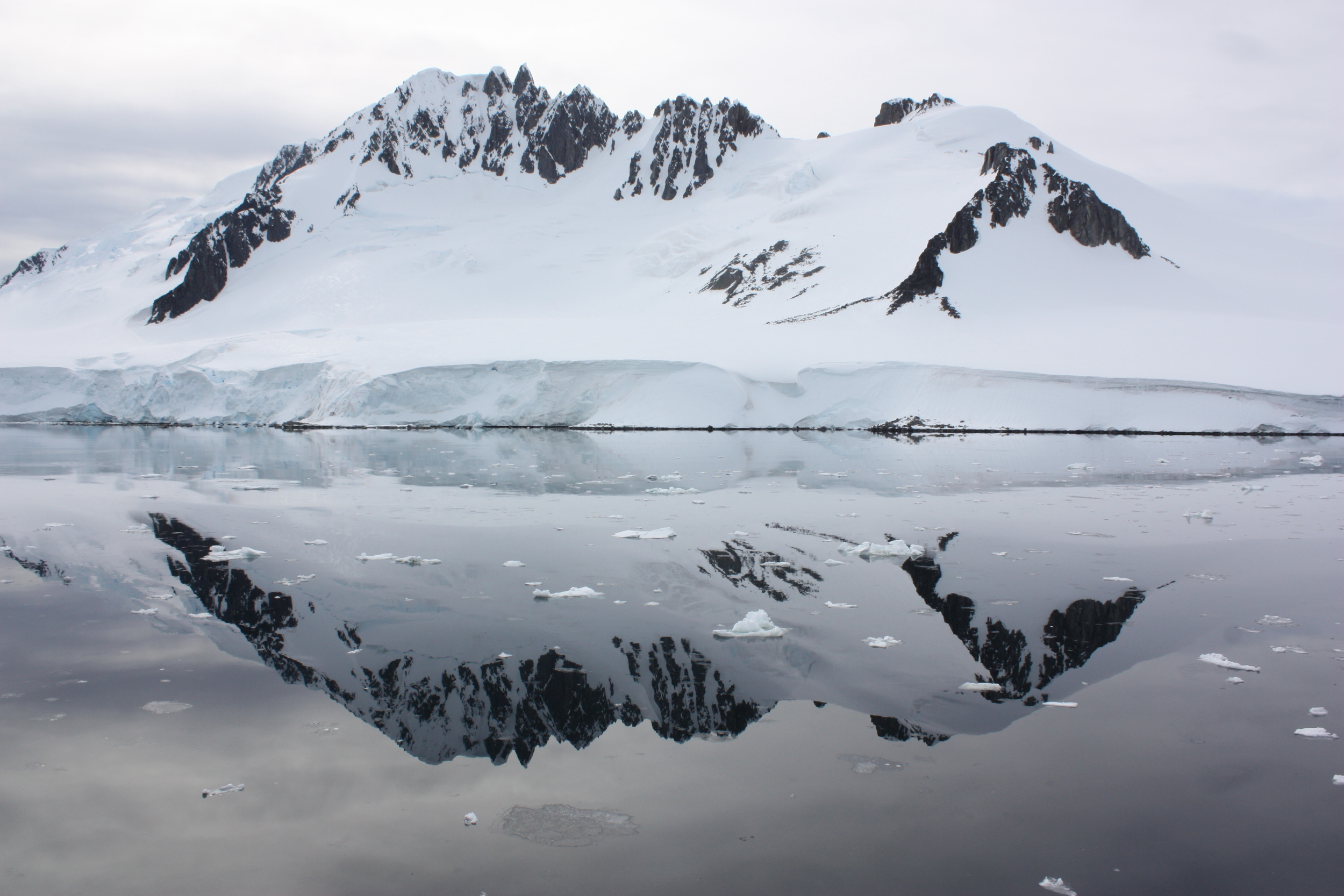 Mirror Reflection, Antarctica