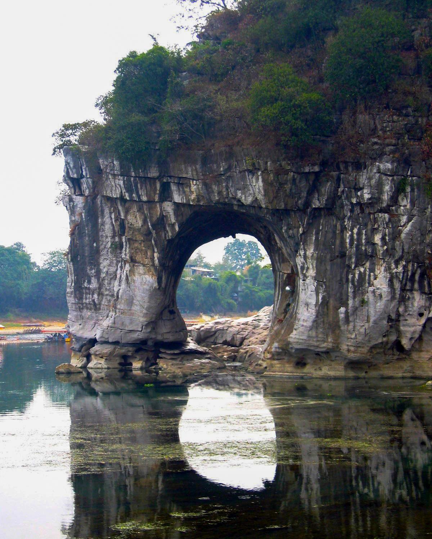 Elephant Hill, Guilin, China