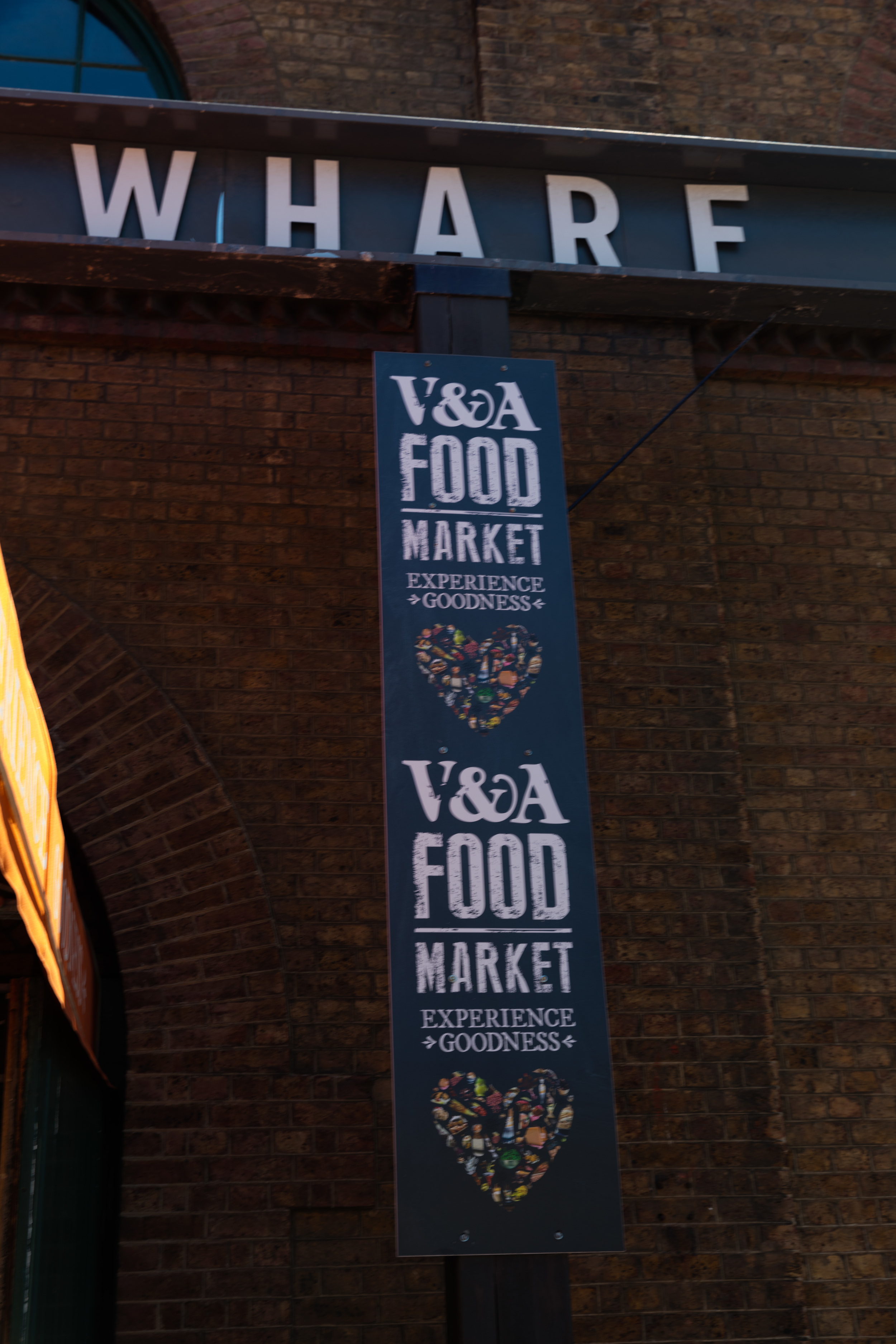 V & A Food Market, Cape Town, South Africa