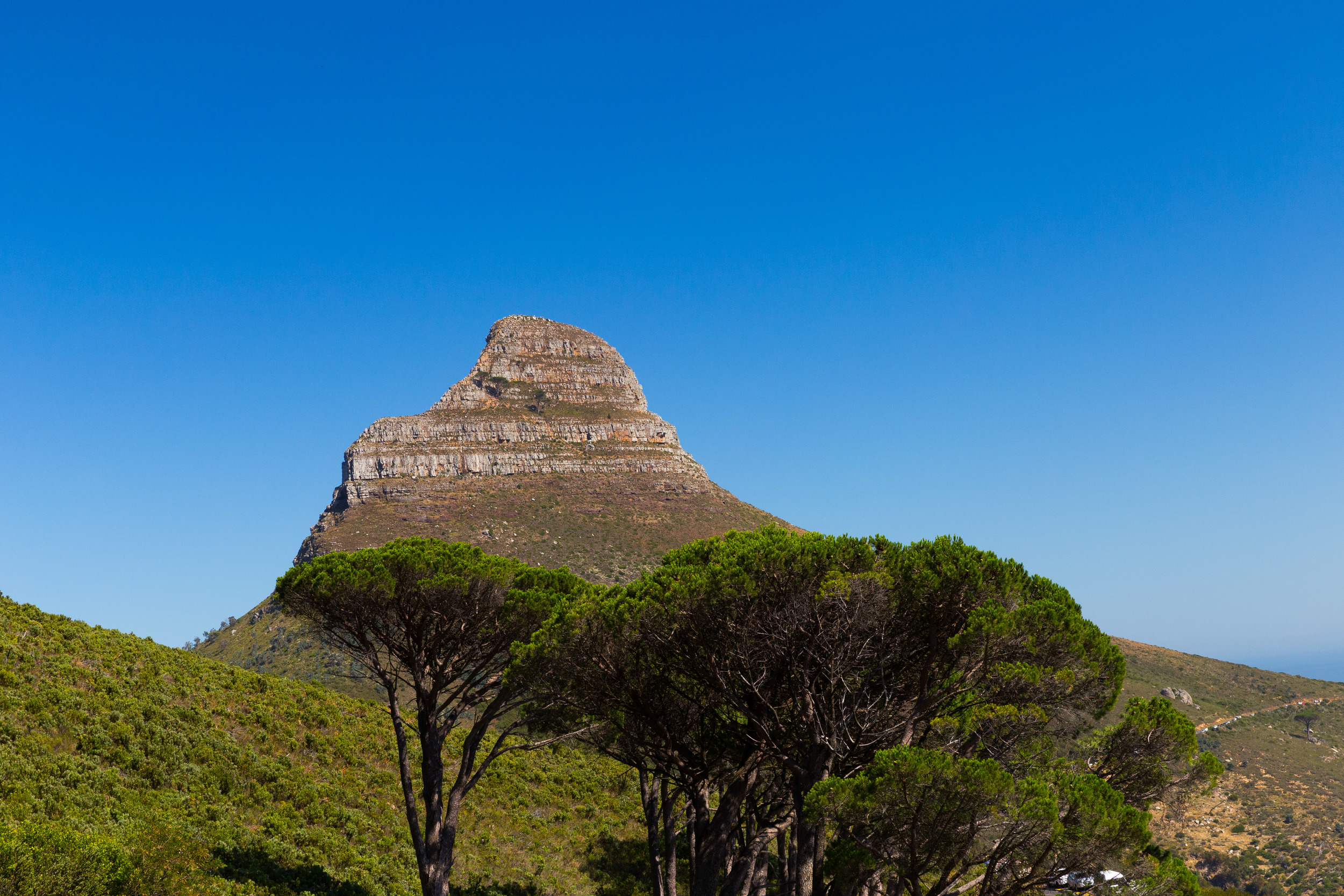 Photographs from Table Top Mountain, South Africa