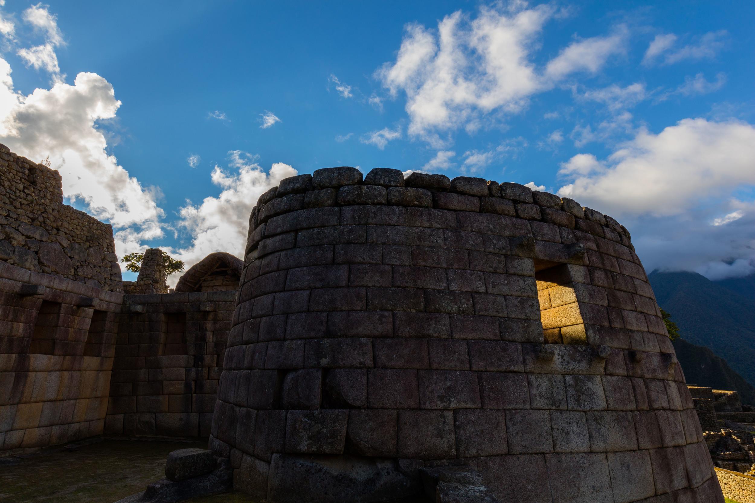 The Sun Palace, Machu Picchu, Peru