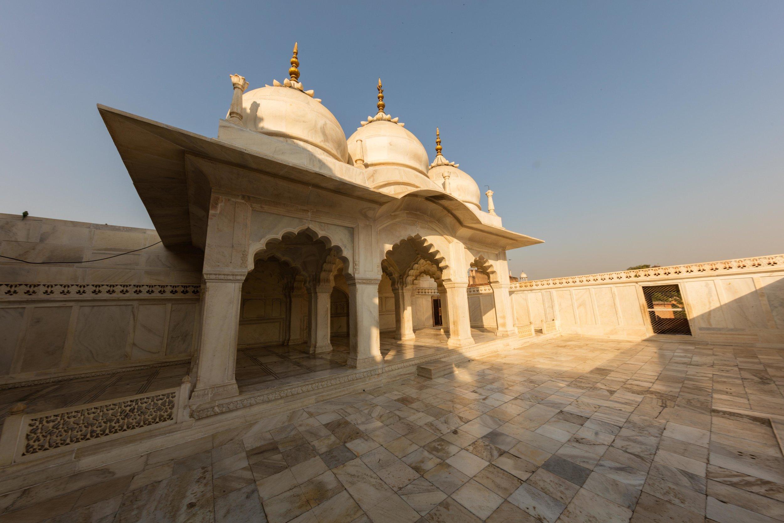 Nagina Masjid, Agra Fort