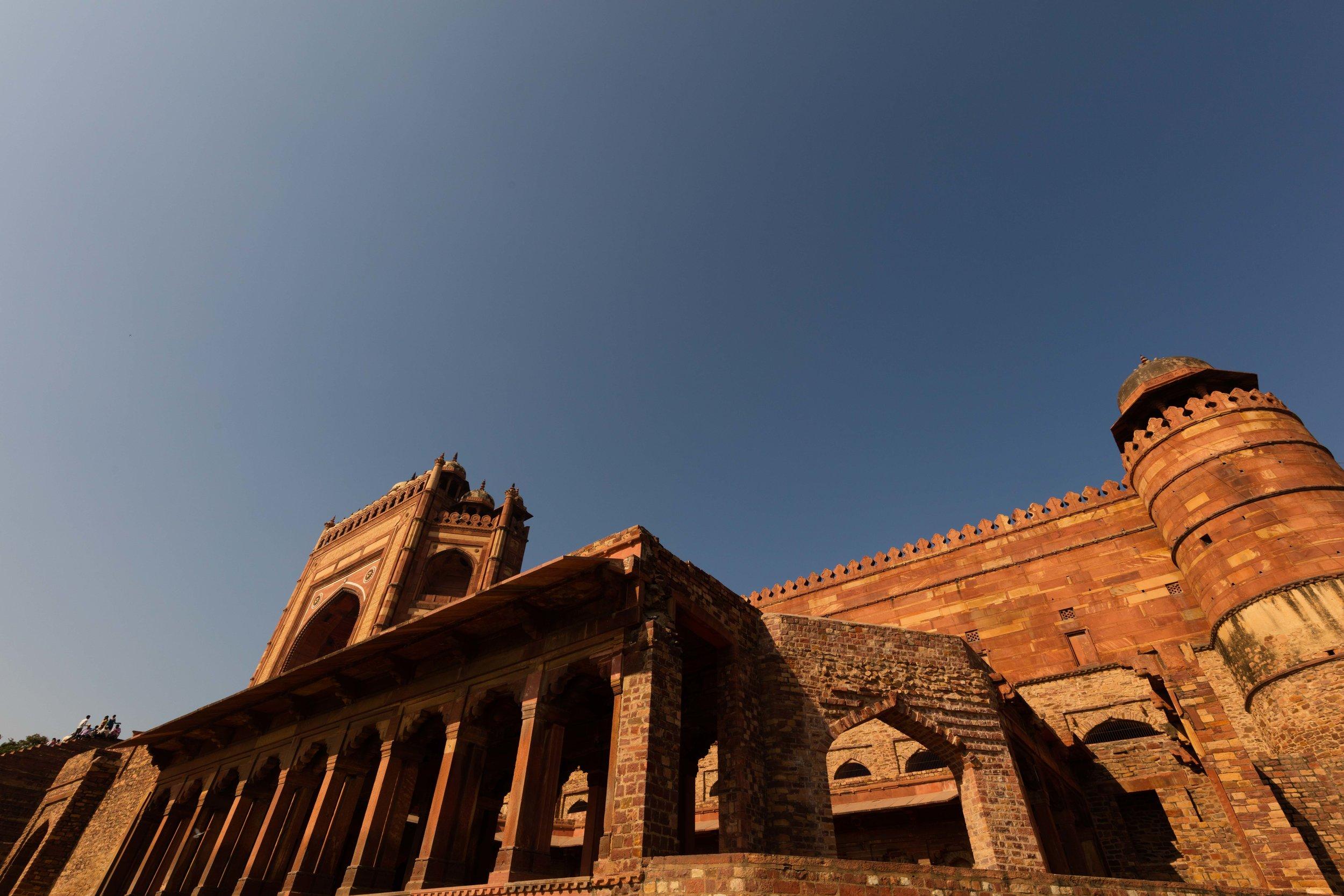 Buland Darwaza, Fatehpur Sikri