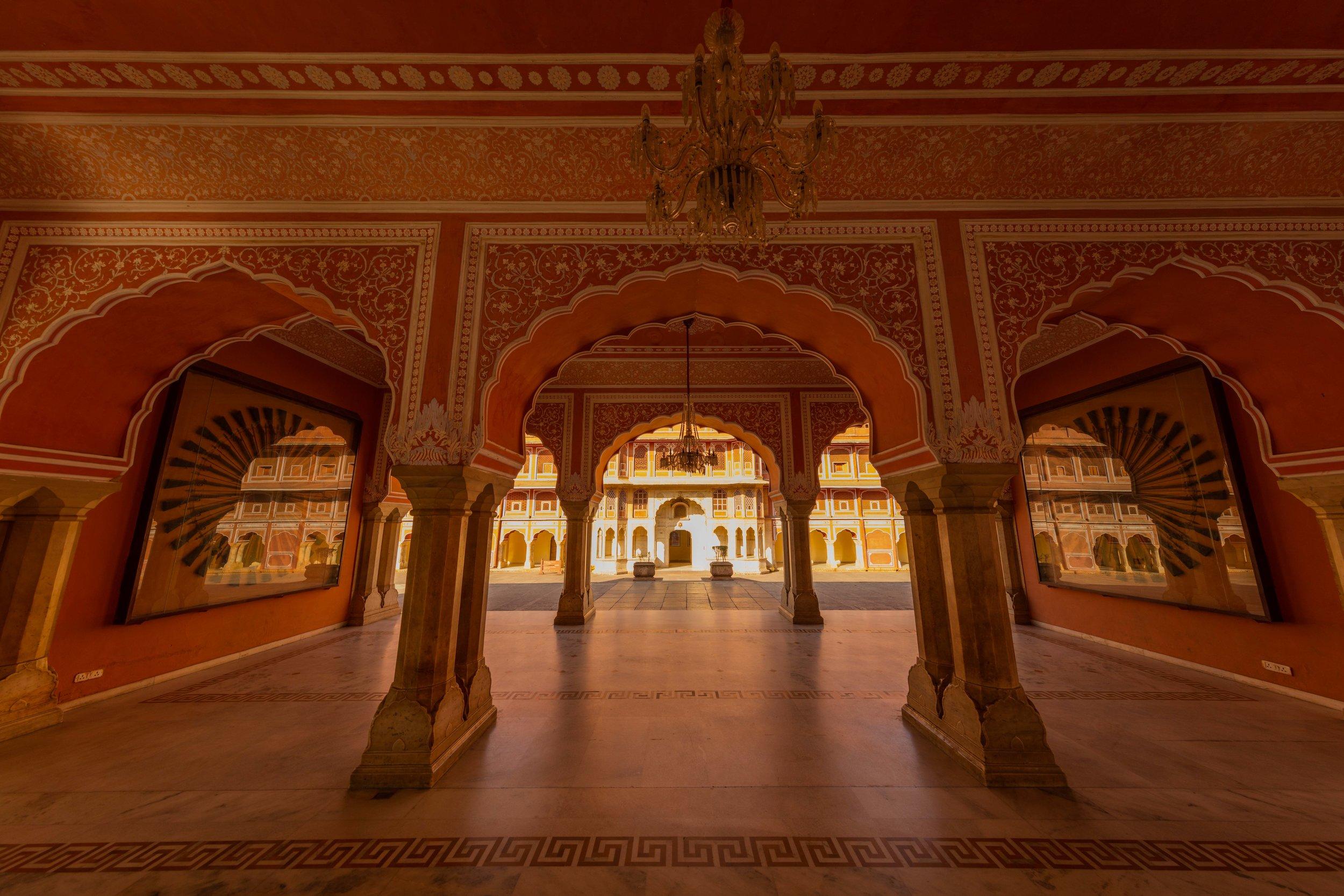 Diwan-i-Am, City Palace, Jaipur