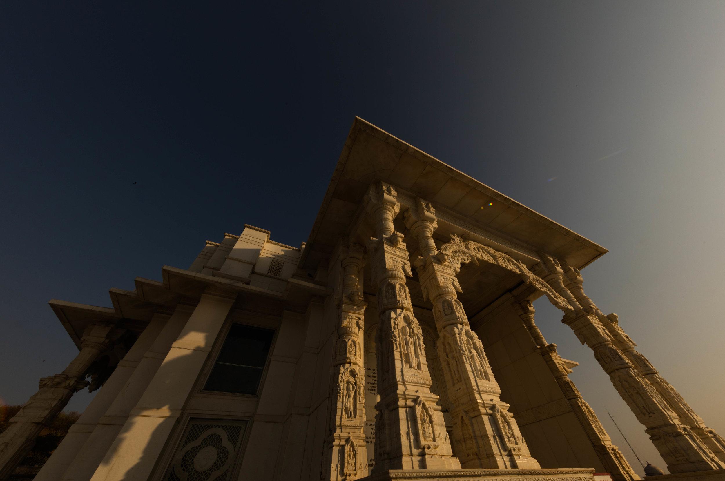 Birla Mandir Temple, Jaipur