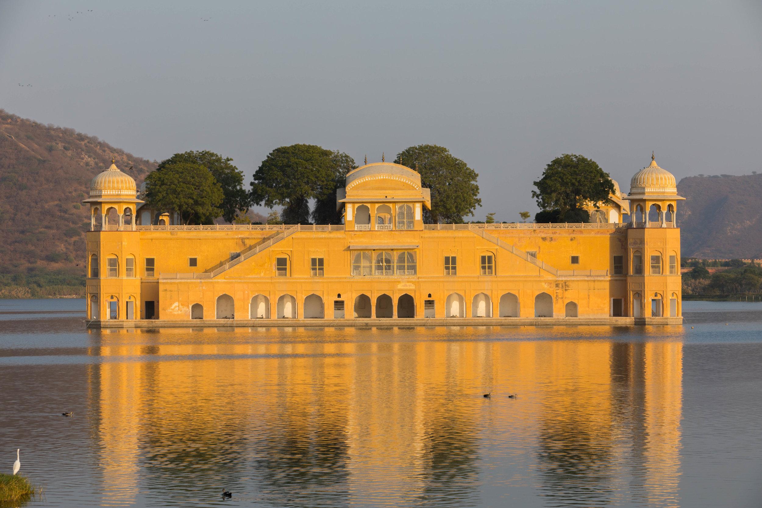 Jal Mahal, The Water Palace, Jaipur