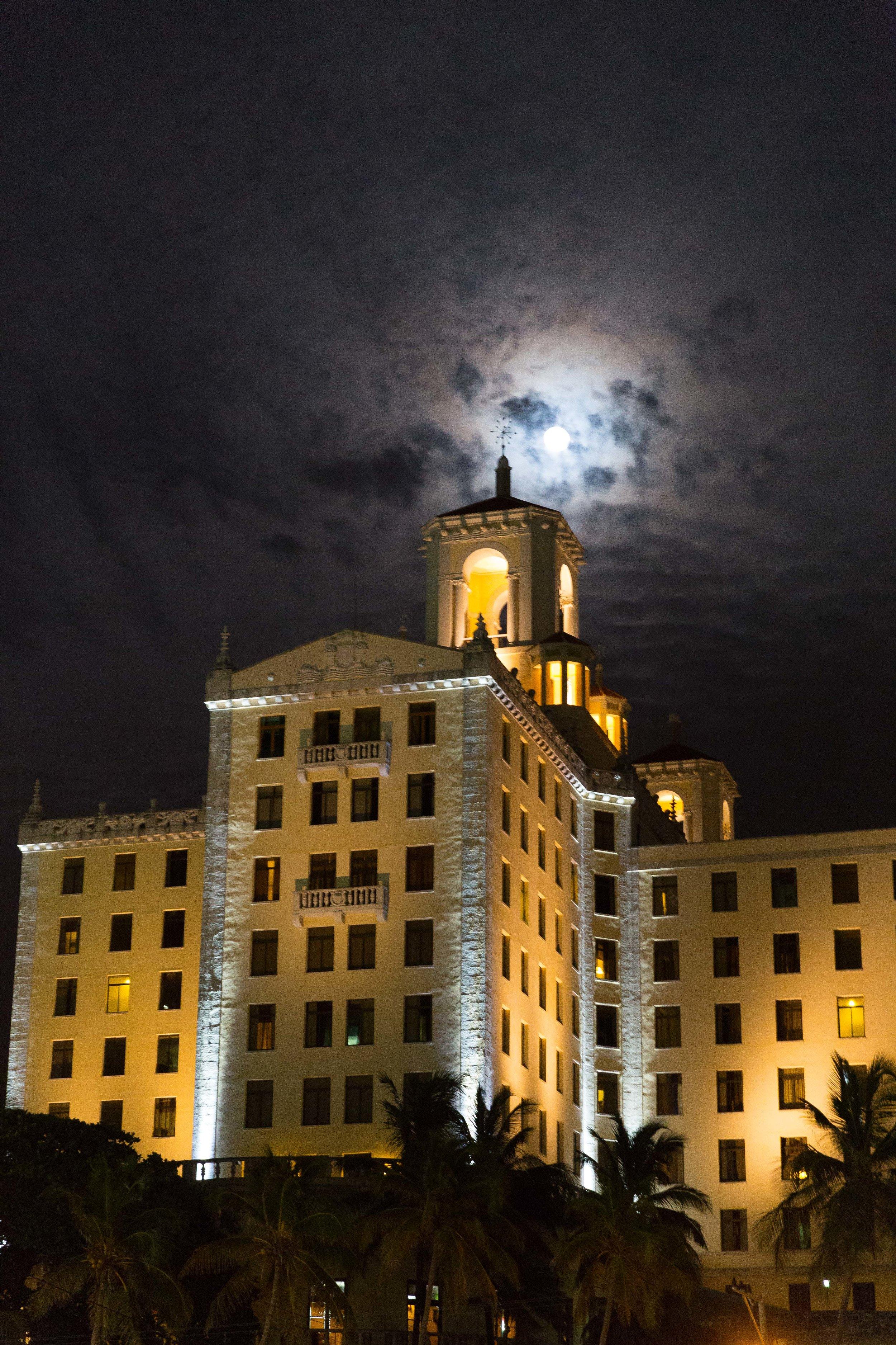 Hotel de Nacional de Cuba, Havana, Cuba