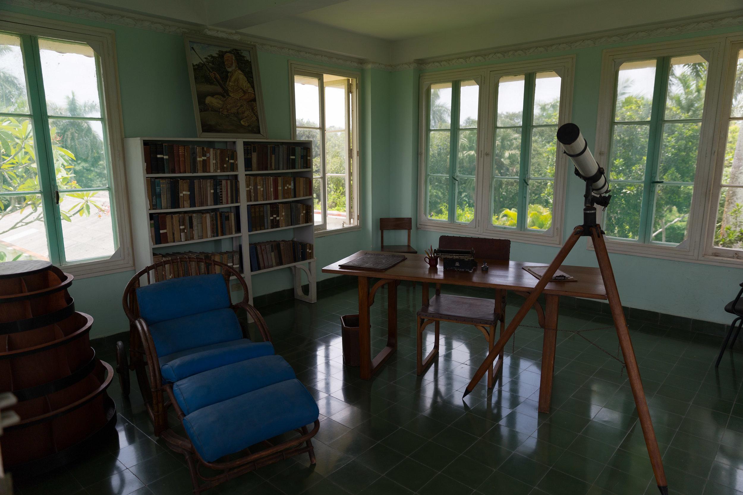 Hemingway's House, Havana, Cuba