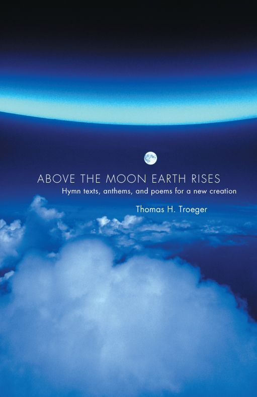 Above the Moon Earth Rises Cover