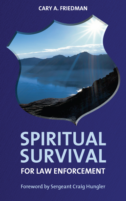 Spiritual Survival for Law Enforcement Cover