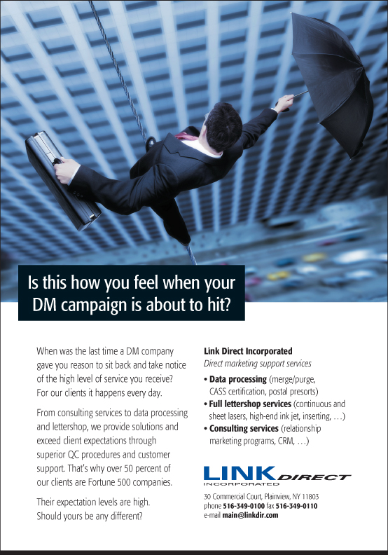 LinkDirect Ad