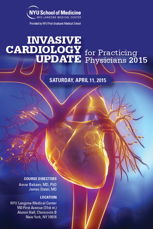 Invasive Cardiology Brochure Cover