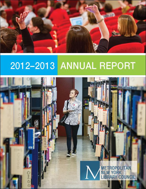 METRO Annual Report Cover