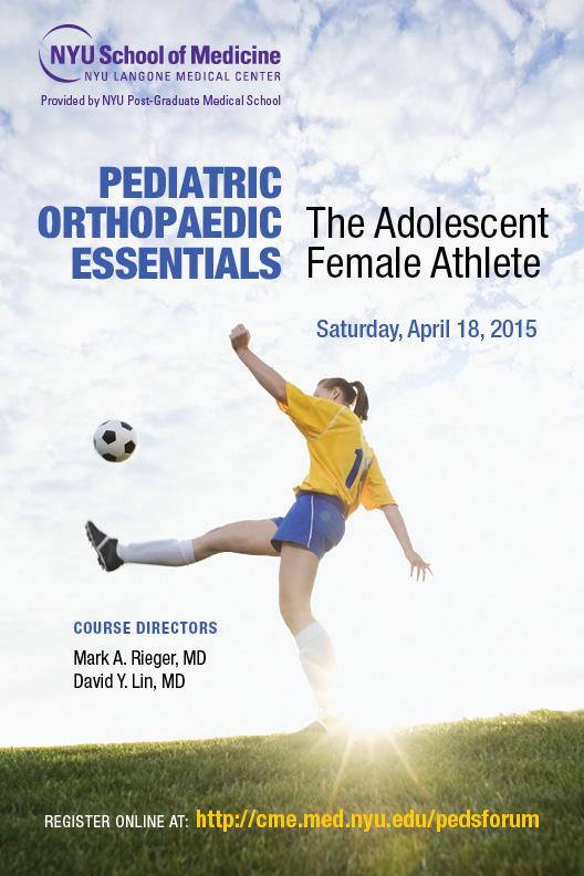 Pediatric Orthopaedic Essentials Brochure