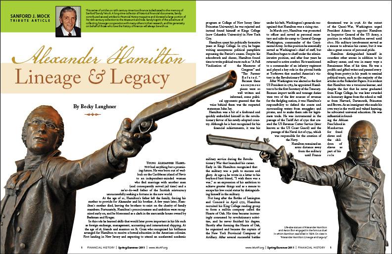 Financial History Magazine