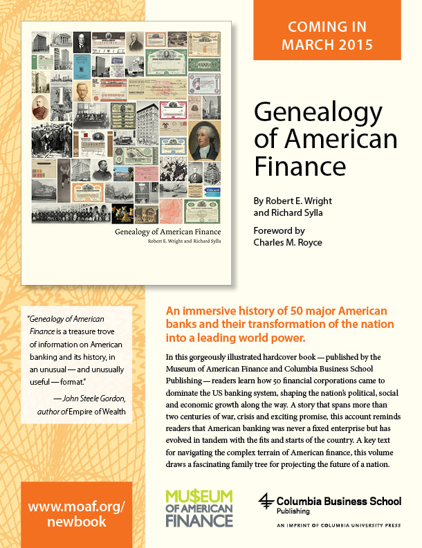Genealogy of American Finance Ad