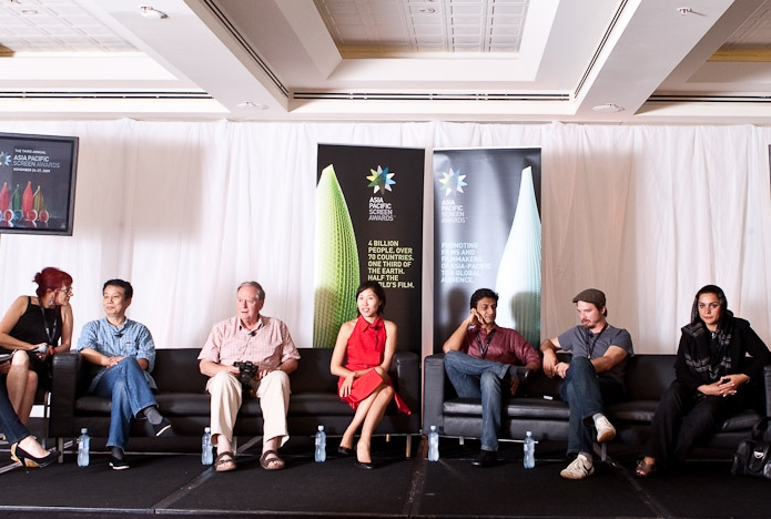 Asia Pacific Screen Awards Jury Panel Discussion in association with CNN International and UNESCO