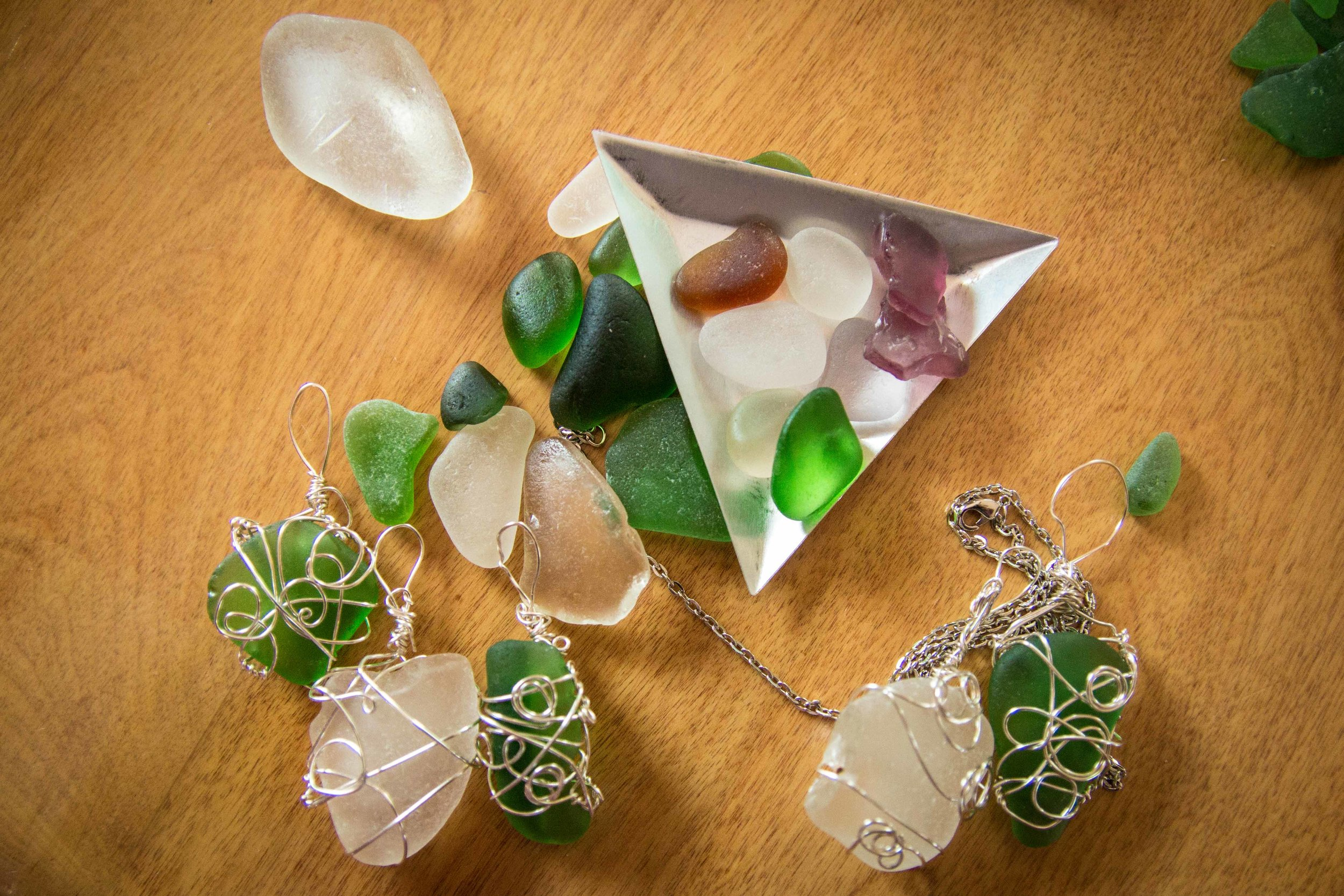 Creative_Soul_Weekend_Wire_Wrapped_Beach_Glass