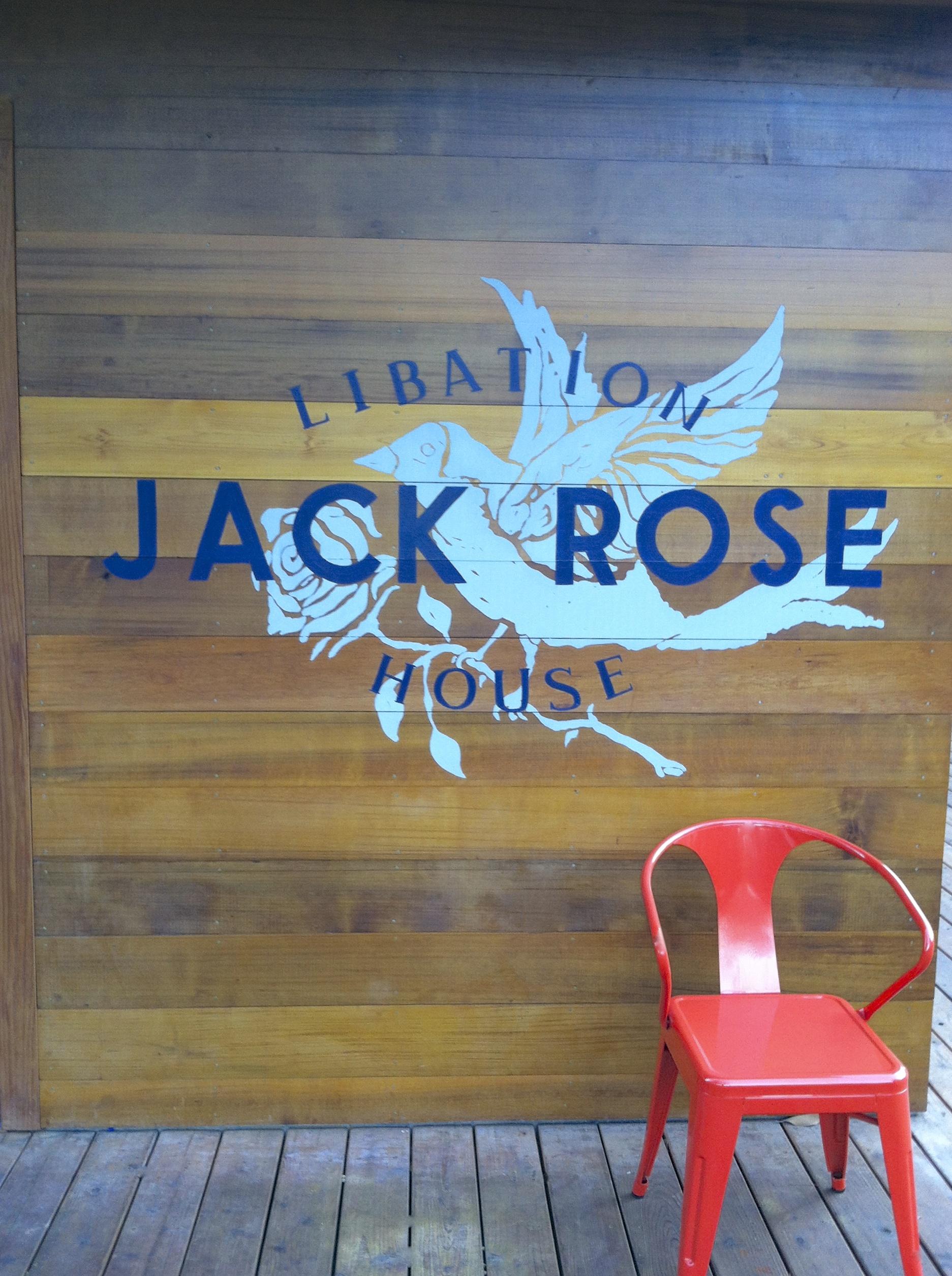 Jack Rose Libation House