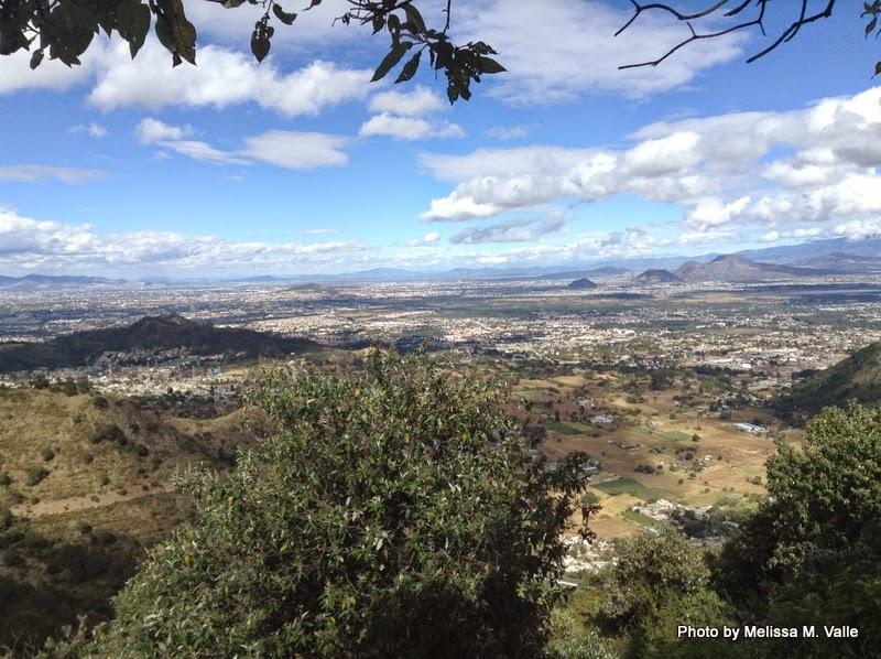 View of DF from Cuernavaca