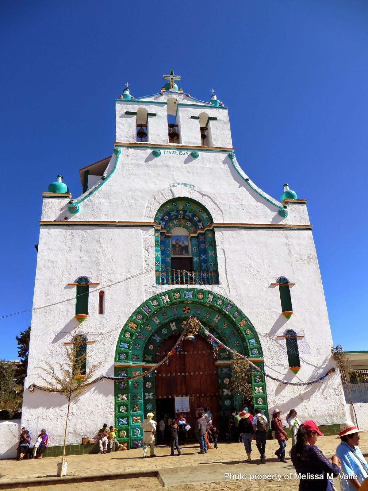 San Juan de Chamula Church