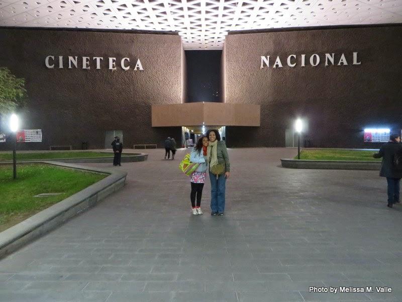 Cineteca Nacional in DF