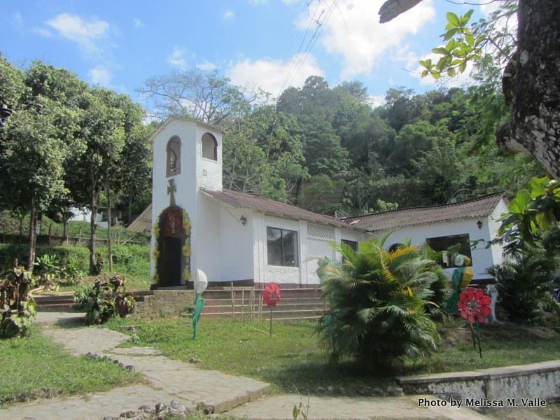 Iglesia del Perpetuo Socorro de Minca, Colombia