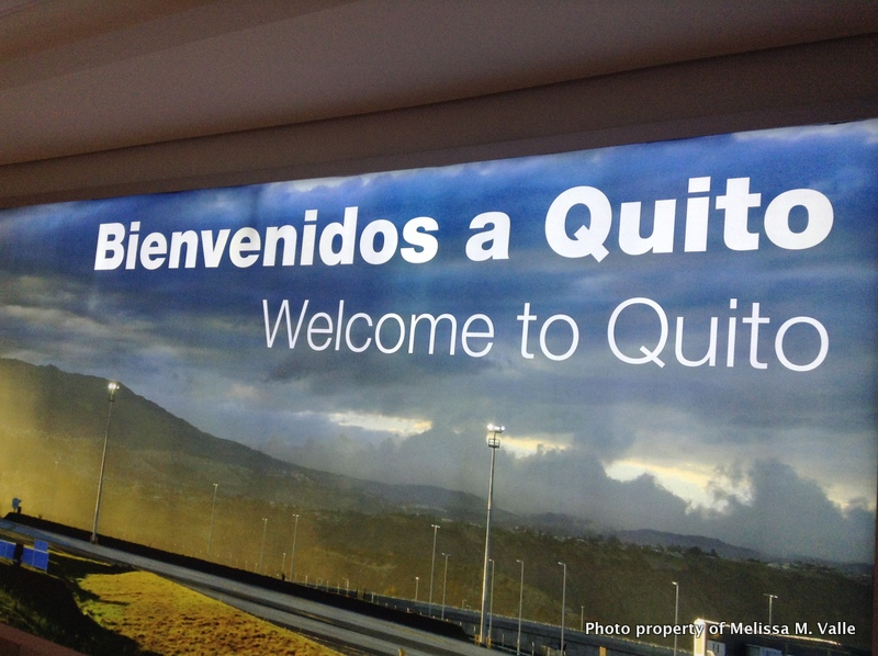 Welcome to Quito