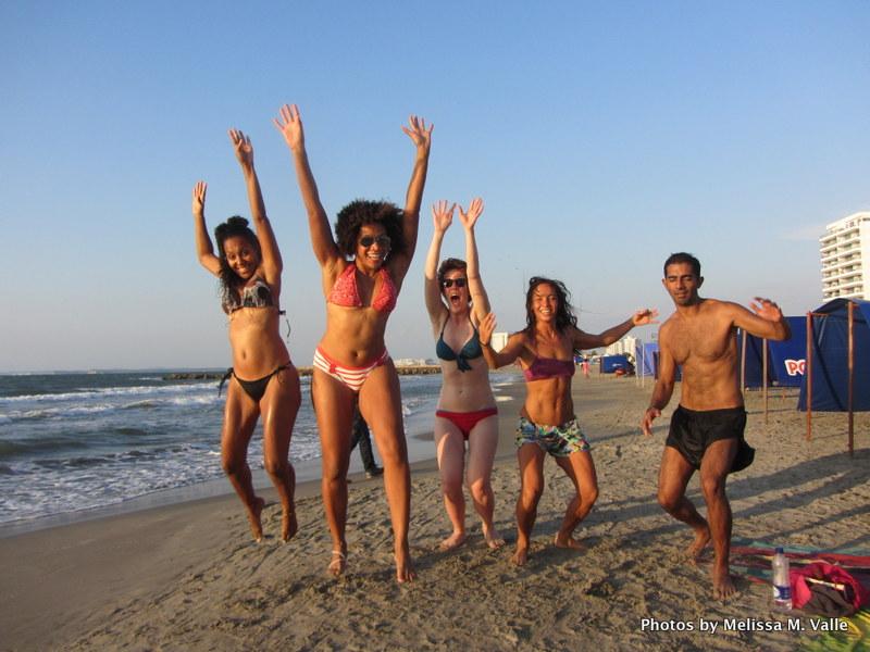 5.11.14 Last Sunday at Playa Marbella (12).JPG