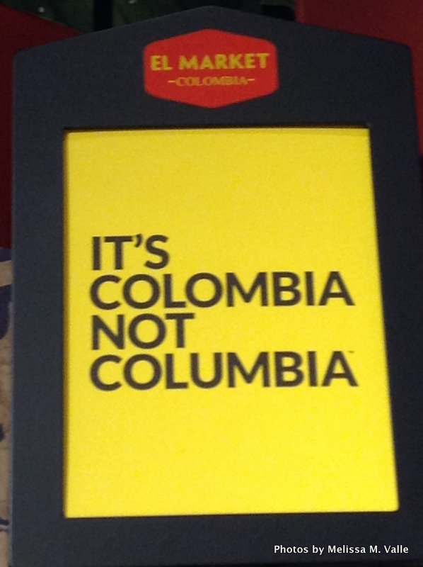 5.15.14 Cartagena Airport: It's ColOmbia, not Columbia!