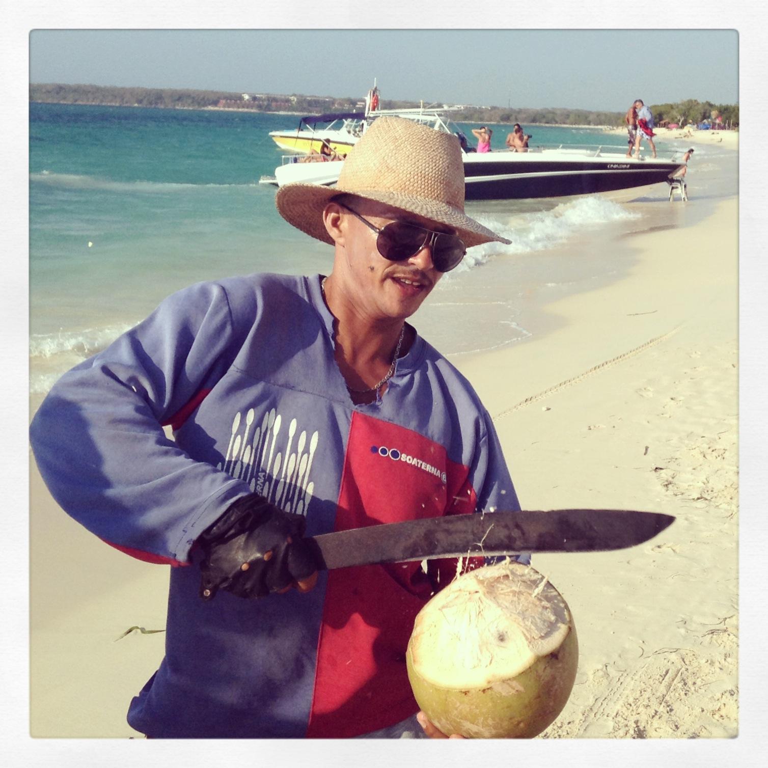 2.8.14 Enjoying Playa Blanca (10).JPG