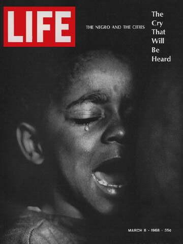 Gordon Parks,March 8, 1968,  Life  Magazine
