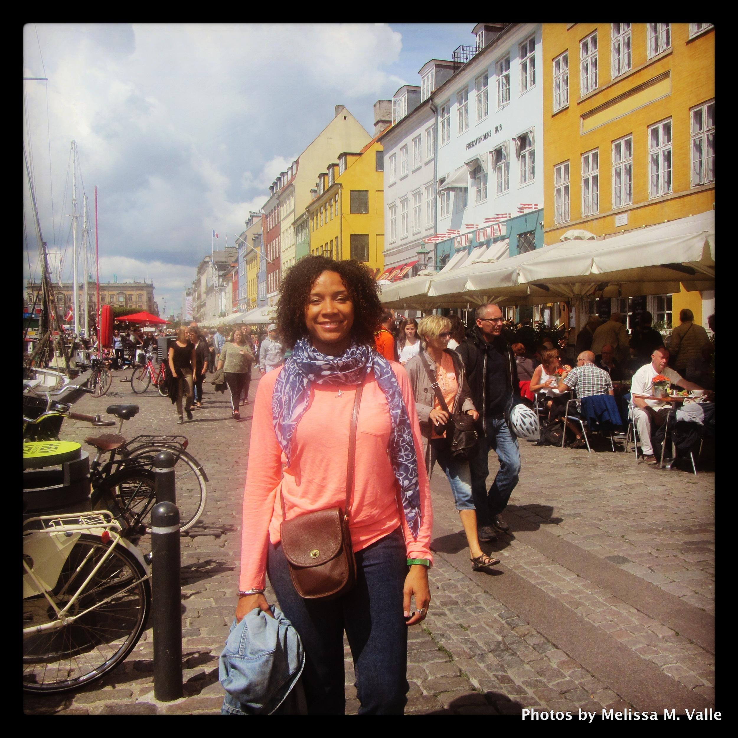 Me in Copenhagen, Denmark