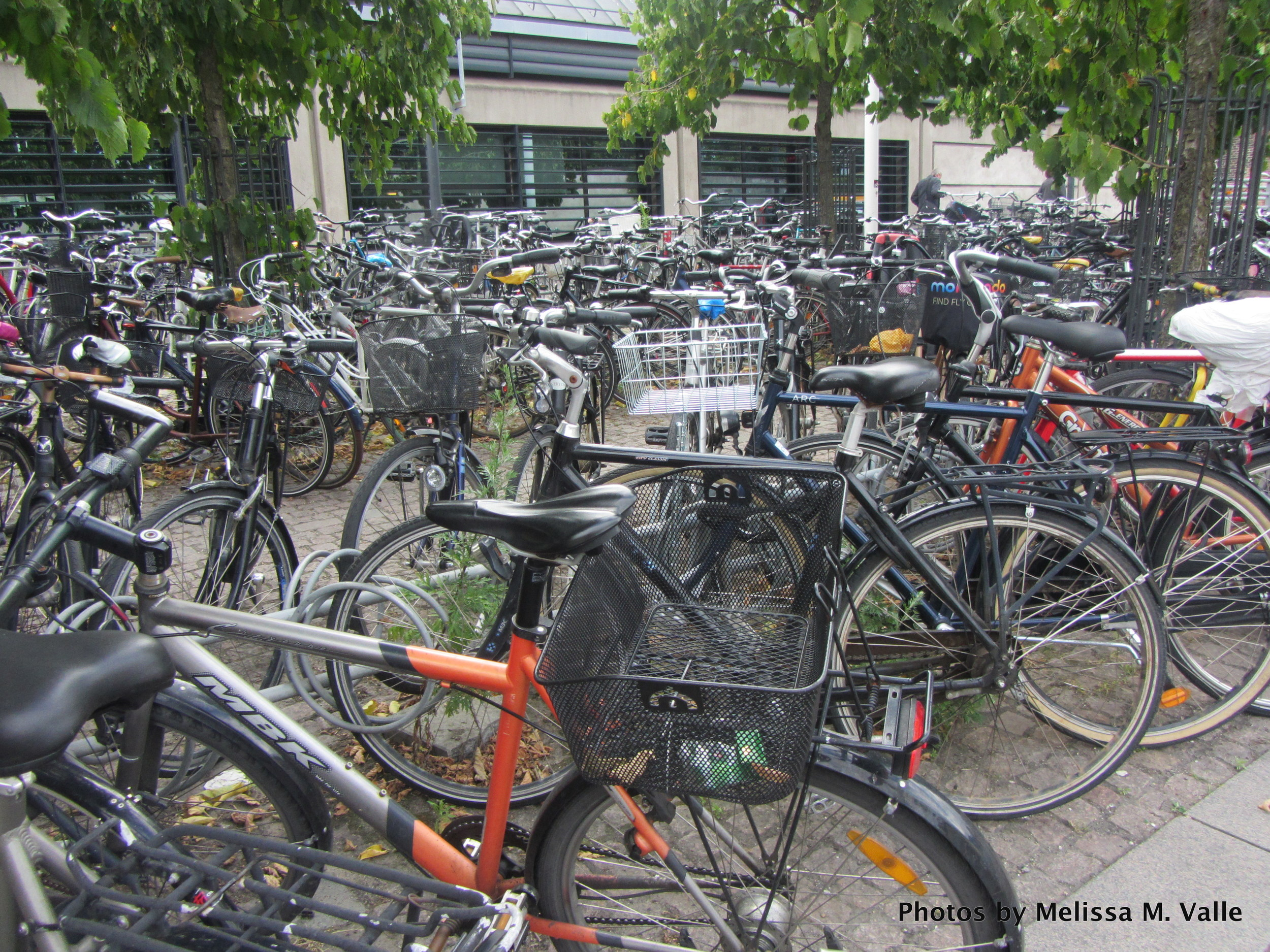 Copenhagen: Taking bike racks to all new heights