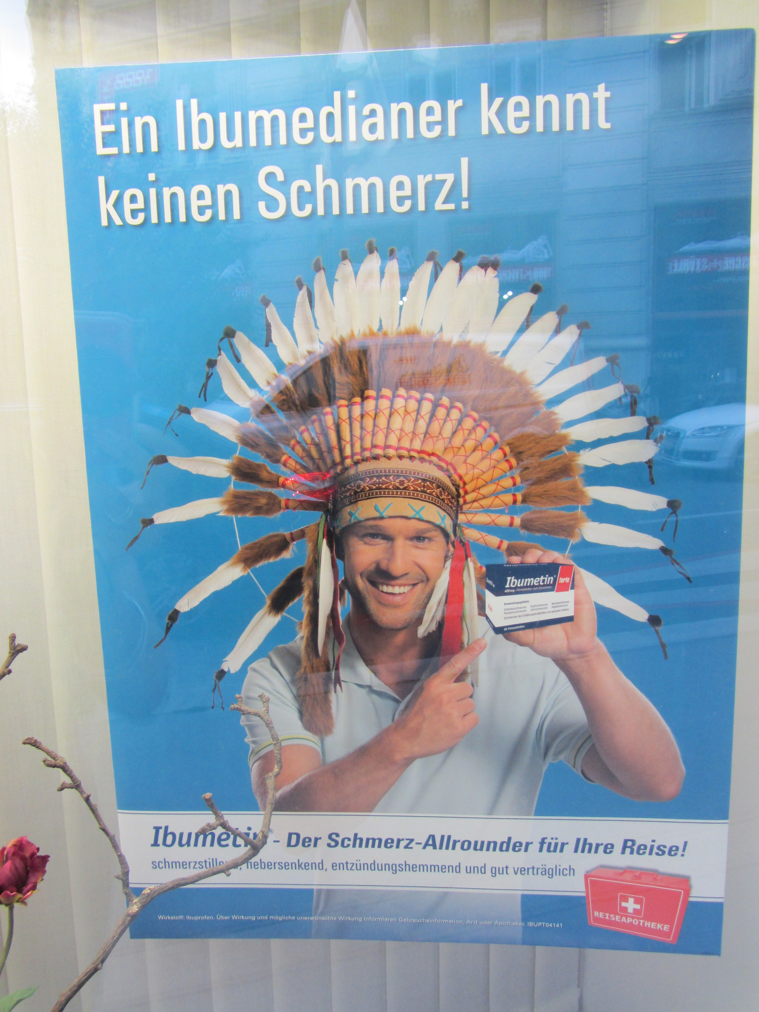 offensive sign in vienna