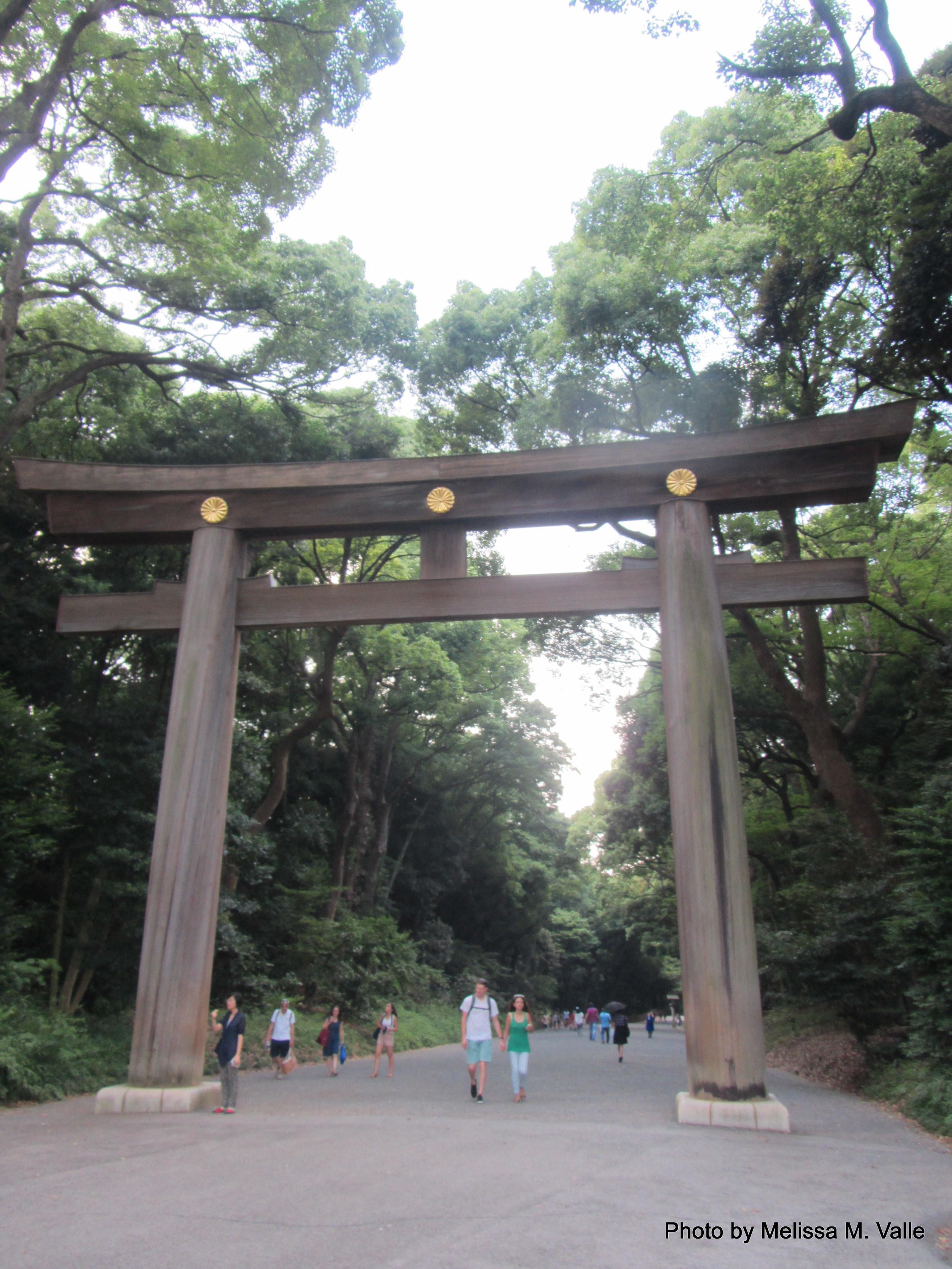 7.14.14 Tokyo, Japan- Meiji Jingū Shrine (1).JPG