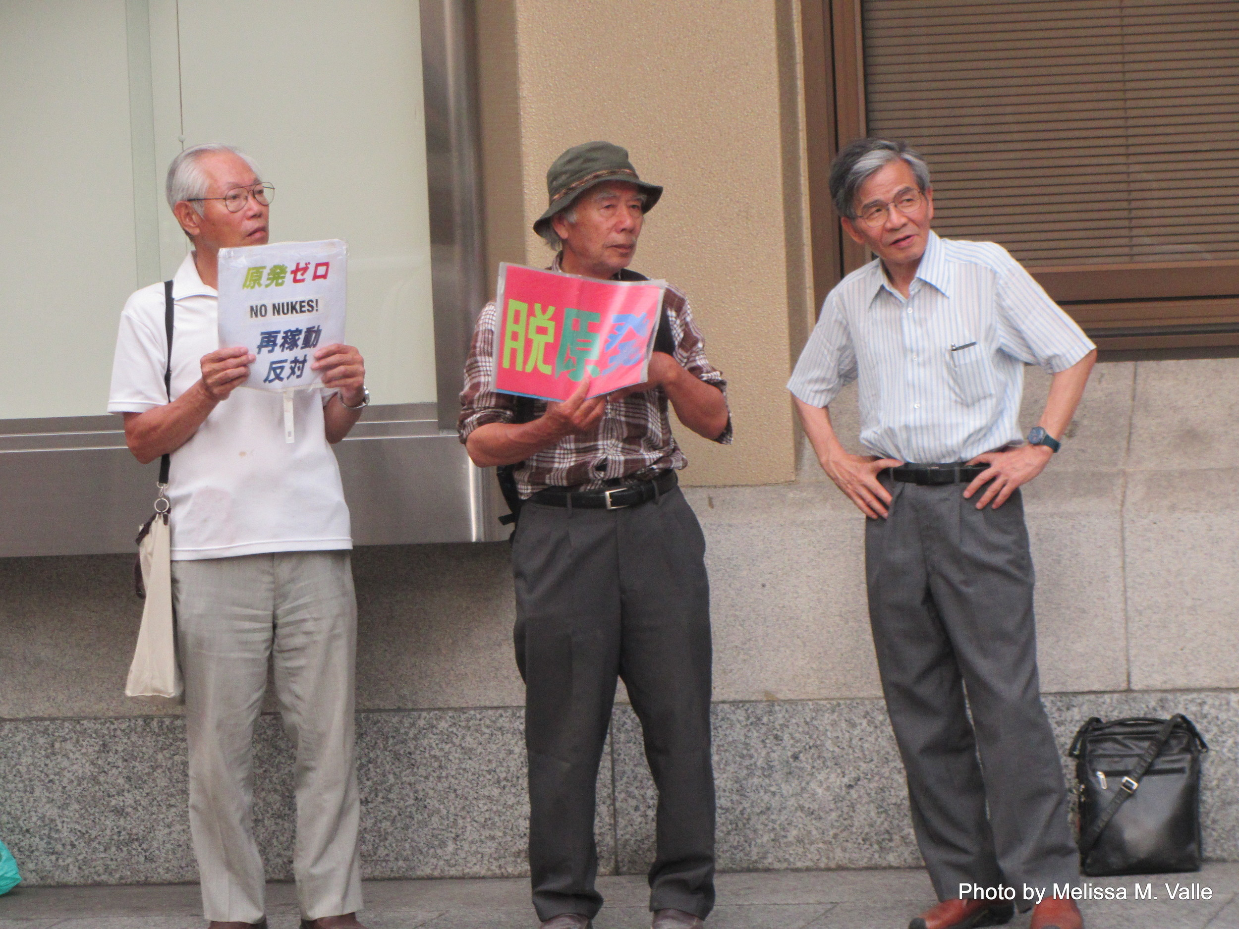 7.18.14 Kyoto, Japan-Anti-nukes protesters (1).JPG