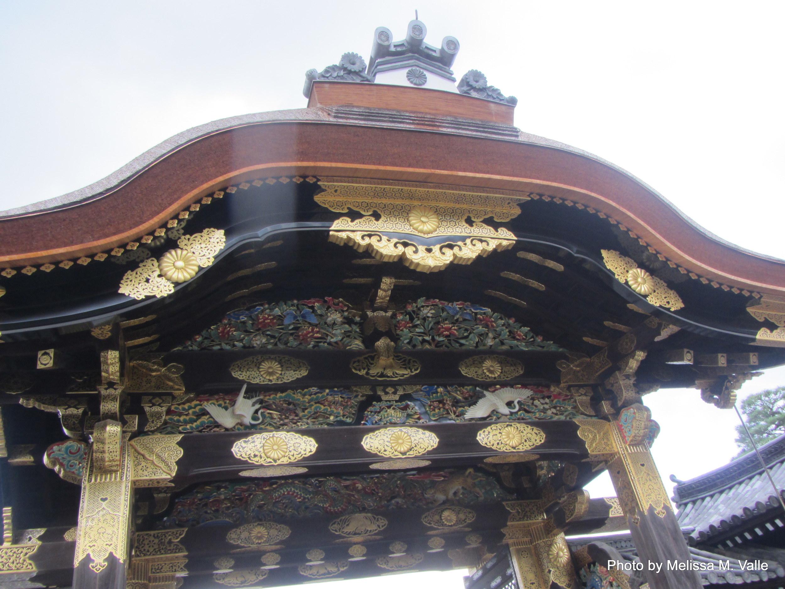 7.19.14 Kyoto, Japan-Nijō Castle (4).JPG