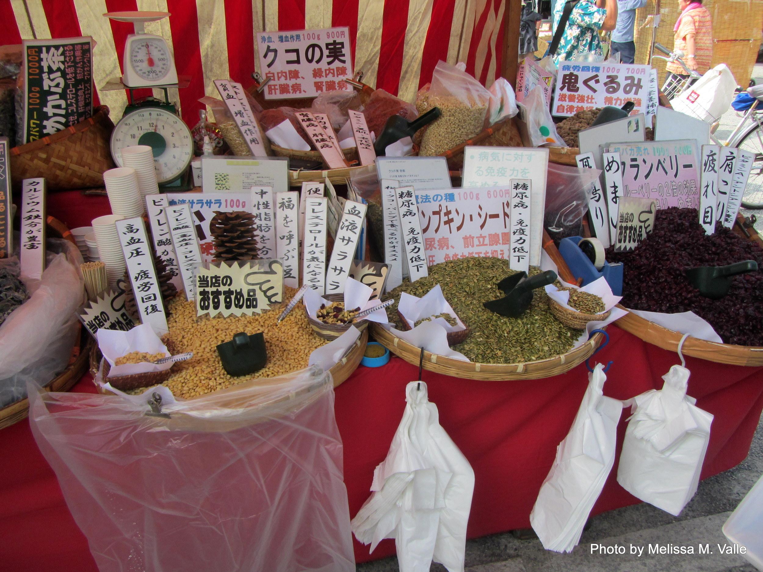 7.21.14 Tokyo, Japan- Toji Temple and Kobo-San Market (3).JPG