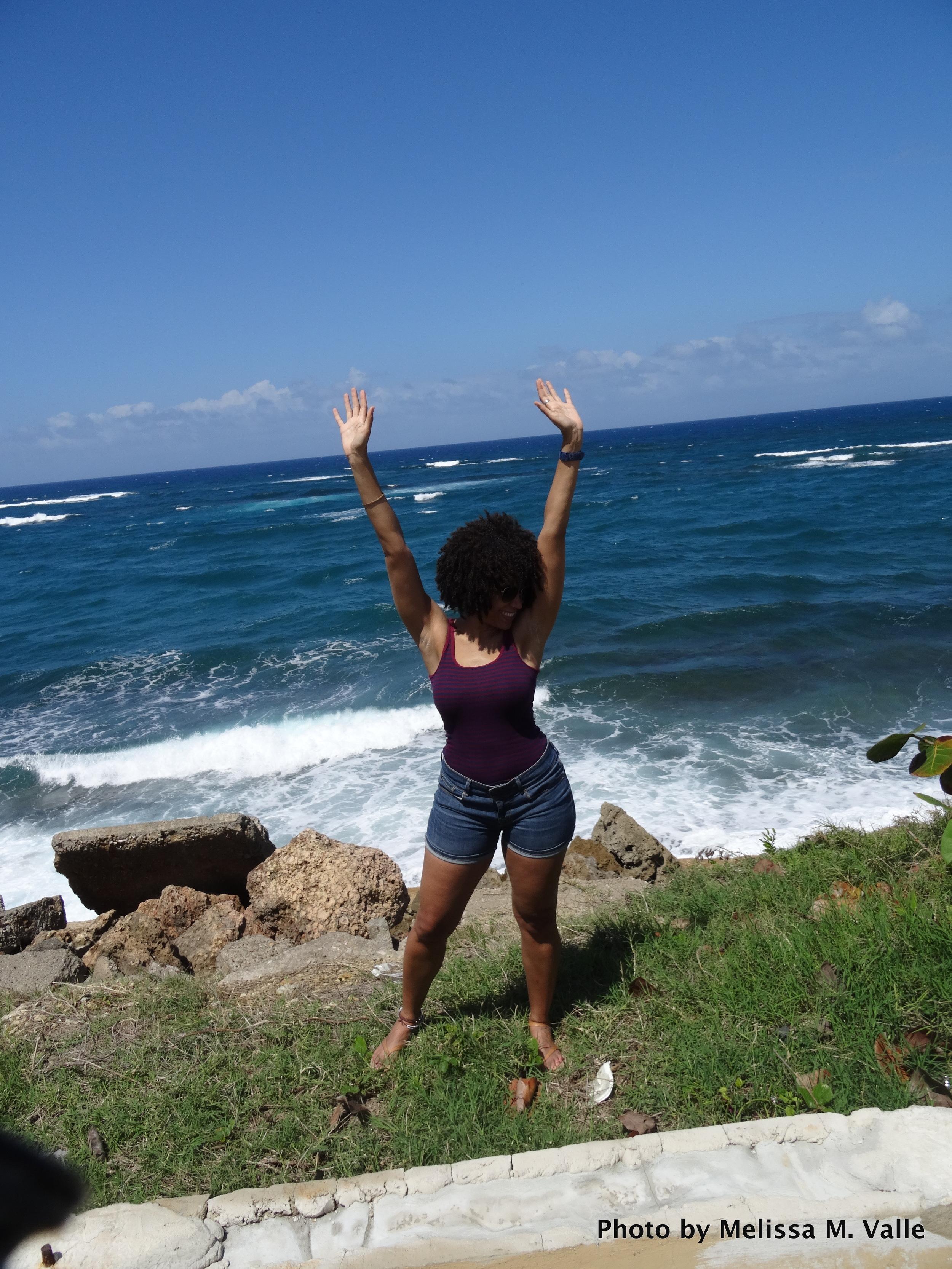 #CarefreeBlackGirl Puerto Rico