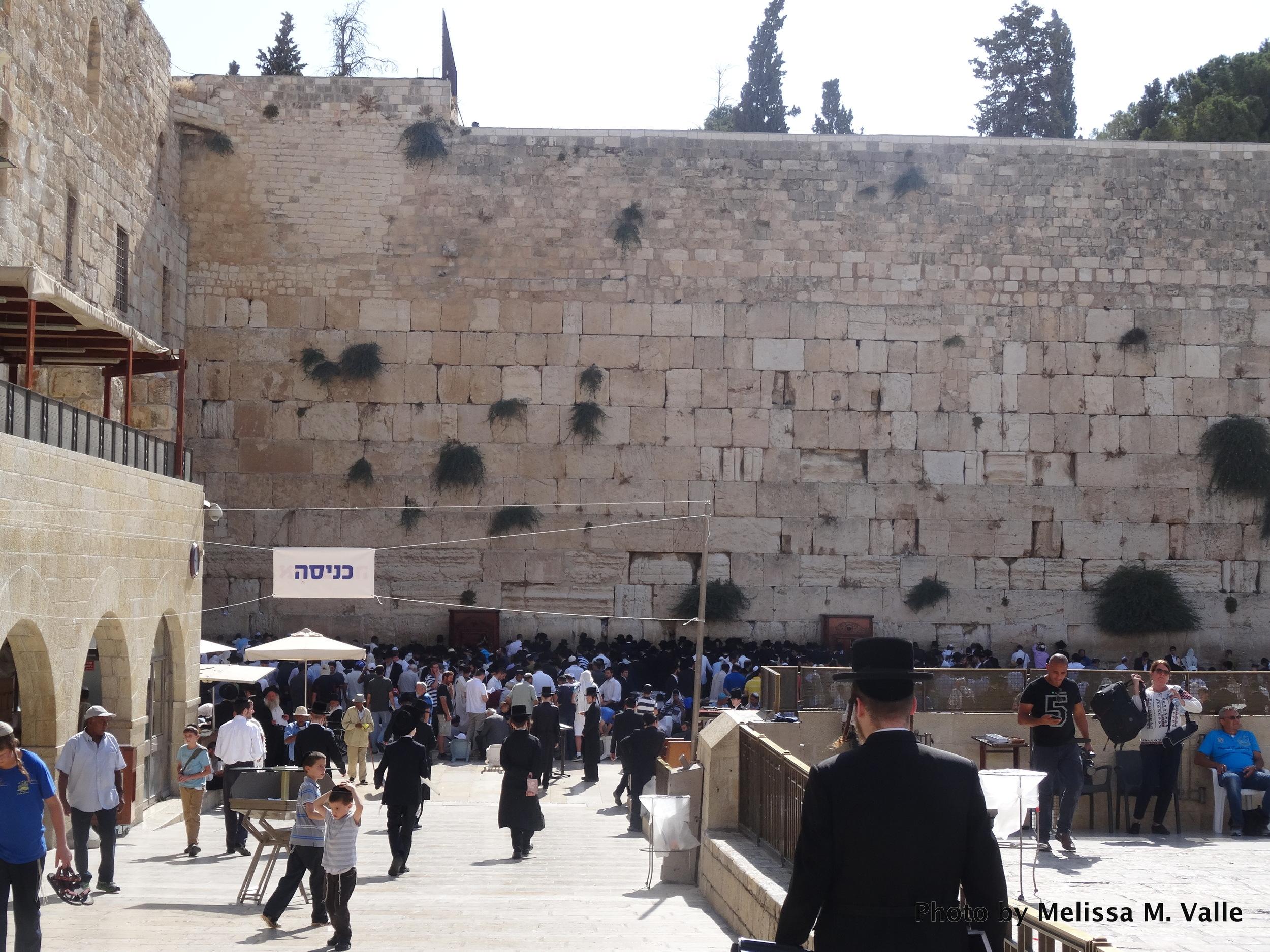 Wailing Wall, East Jerusalem