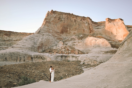 Sunrise at Amangiri resort