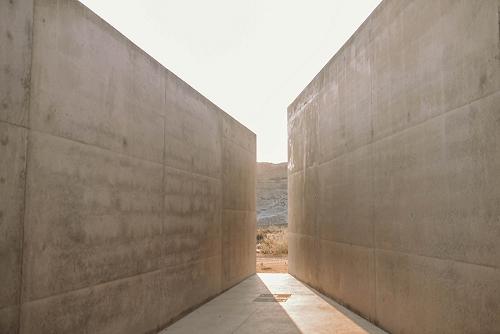 Amangiri desert concrete architecture