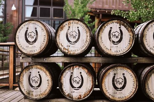 Utah Whiskey Distillery in Kamas Utah