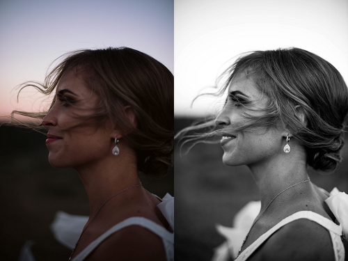 Bridal portrait in Park City Utah