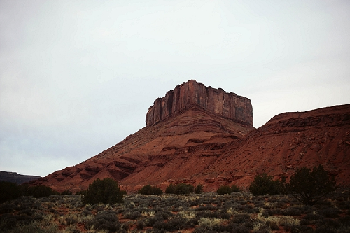 Castle Valley outside of Moab Utah