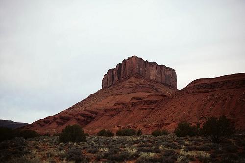 Castle Valley outside of Moab Utah