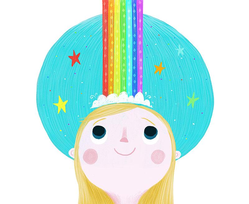 Ireland + Rainbows = Magic