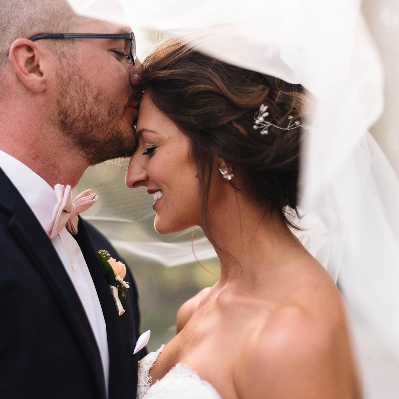 A Pinterest-Worthy HerbGarden Wedding -